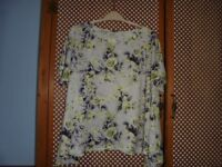 SIZE 12 LADIES TOP FROM MATALAN