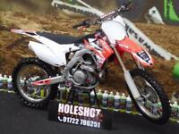 Honda CRF 450 2014 MOTOCROSS BIKE