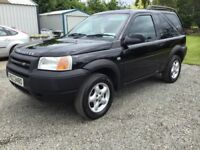 Landrover freelander td4 full years mot great condition fully serviced cookstown