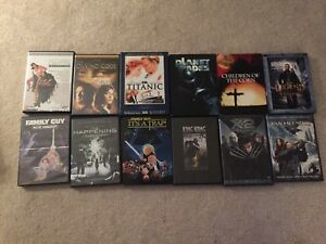 32 DVDs For Sale