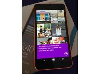 Nokia/Microsoft Lumia 640 XL - 8GB - Black (Unlocked) Smartphone