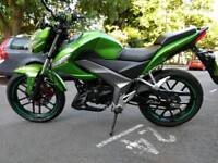 Kymco ck1 125 sell or swap