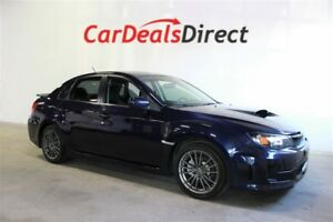 2011 Subaru Impreza WRX Limited| Leather| AWD| Manual| Clean Car