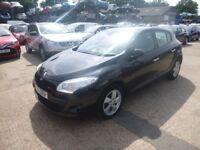 RENAULT MEGANE - BJ10DBU - DIRECT FROM INS CO