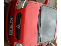 Swap my 2002 Vauxhall Agila (same as Suzuki Wagon R) for a Freedom caravan