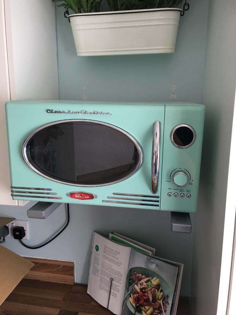 Retro Classico Electrics Microwave | in Grantham, Lincolnshire | Gumtree