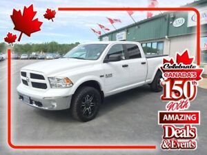 2016 Ram 1500 SLT OUTDOORSMAN  ( CANADA DAY SALE!) NOW $34,450