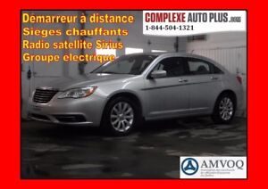 2011 Chrysler 200 Touring *Mags/Banc chauffant