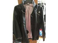 Sondico Aluminised Running Jacket - medium, as new