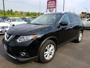 2014 Nissan Rogue SV SV  ACCIDENT FREE !!  7 PASS !! ONE OWNE...