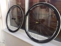 Hope Pro 3 RS-SP 30 full carbon clincher wheelset