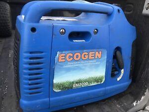 EcoGen inverter generator em2000