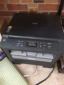 THREE IN ONE BROTHER LASER PRINTER