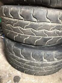 15 inch track day tyres race kumho and Dunlop