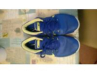 Nike lunar spikeless golf shoes size 9.5