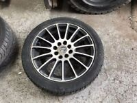 VAUXHALL CORSA MULTI-FIT WHEELS & TYRES 15""