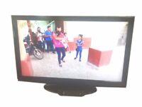 "HITACHI 42"" LCD TV BUILT IN FREEVIEW - 1080P FULL HD"