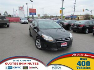 2014 Ford Focus SE   HEATED SEATS   BLUETOOTH   CLEAN