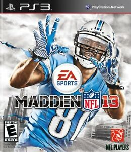 Madden NFL 13 for PS3
