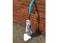 TRUESHOPPING 3 IN 1 Floor Carpet Steam Mop & Hand Held Steam Cleaner 1500W With Range Of Accessories
