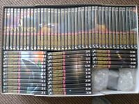 Star Trek TNG DVD set