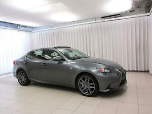 2014 Lexus IS 250 F-SPORT AWD SEDAN