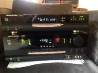 Harman/Kardon AVR 5000 + extras.