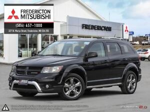 2016 Dodge Journey CROSSROAD! REDUCED! AWD! 7 SEATER! LEATHER!