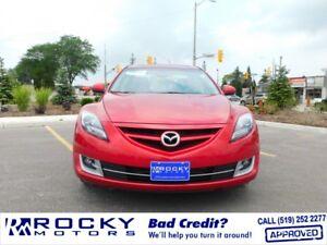2013 Mazda 6 - BAD CREDIT APPROVALS