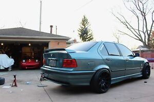 Selling my BMW e36