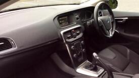 2013 Volvo V40 D2 SE W. Dark Tints and Rear P Manual Diesel Hatchback