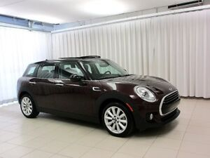 2016 MINI Cooper Clubman TURBO w/ LOADED PACKAGE, MOONROOF & LED
