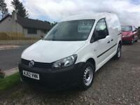 2012 '62' Volkswagen Caddy 1.6 TDI C20