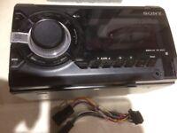 Sony WX800UI car radio