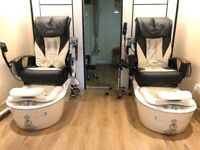 Pedicure chair used for sale cheap price