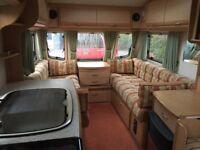 Coachman Atlantia 520/4, 2003, 4 berth caravan
