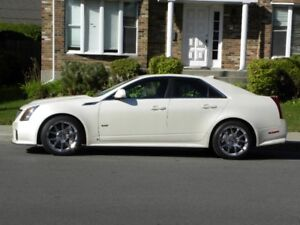 2009 Cadillac CTS CTS-V Sedan