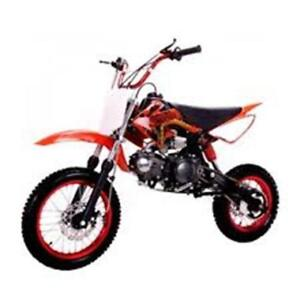 125cc Dirt Bike now on for $899.99! Limited time offer!