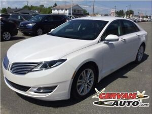 Lincoln MKZ Cuir Ecoboost A/C MAGS 2014
