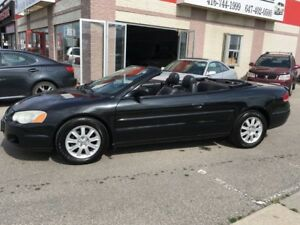 2004 Chrysler Sebring GTC, Automatic everything