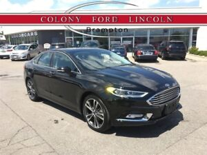2017 Ford Fusion EMPLOYEE PRICING, NAV, ROOF, 19'S!