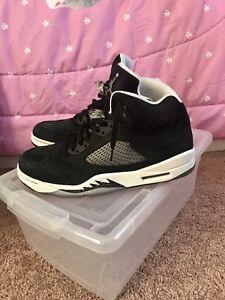 Jordan 5 Oreo size 12.5
