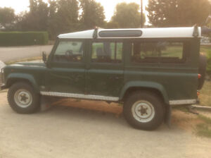 1996 Land Rover Defender CSW Wagon