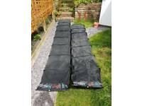 Preston space saver keepnets x2