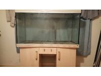Rena Aqualife 350 Aquarium 4ft Fish Tank