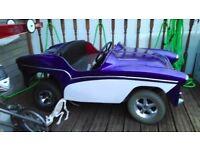 Rare 1958 Austin Healey Totrod