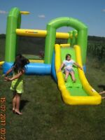 WET OR DRY BOUNCY CASTLE FOR RENT