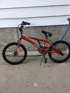 Sims bmx only used 2 to 3 times