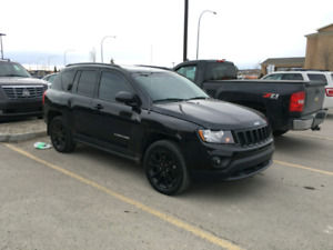 Jeep Compass North Blacked out - 4x4