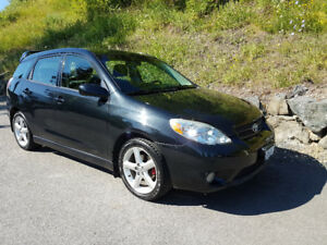 2007 Toyota Matrix trd Hatchback